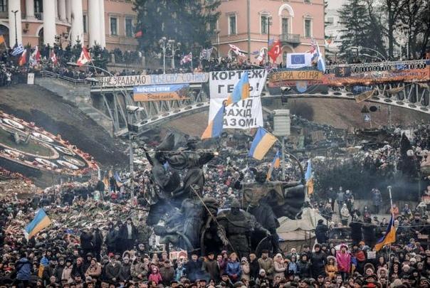 Гражданская война на Украине началась Около пяти лет назад, и даже раньше, ходили разговоры относительно того, что гражданская война на Украине дело неизбежное. Власть слаба, а народ, доведенный