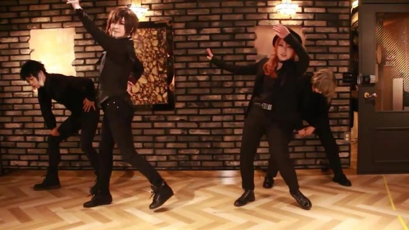 Mousou Shikkan Girl Dance MIRRORED BSD cosplay