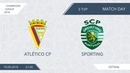 AFL18. Champions League. Day 3. Atletico CP - Sporting
