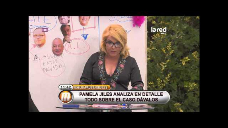 Pamela Jiles sugiere lo que debe hacer Michelle Bachelet