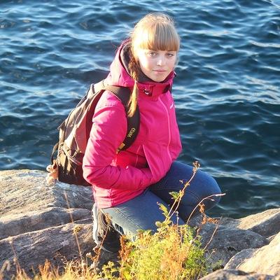 Марина Гаврилова, 4 декабря 1995, Лодейное Поле, id10940937