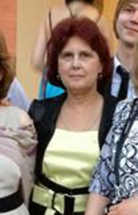 Людмила Чапаева (Кузнецова), 11 июля 1952, Москва, id8032367