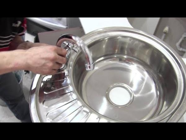 Как правильно вырезать в столешнице отверстие под мойку и ее установить