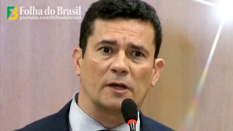 Urgente SÉRGIO MORO apresenta projeto de Combate ao Crime Lei Anticrime 04 02 2019