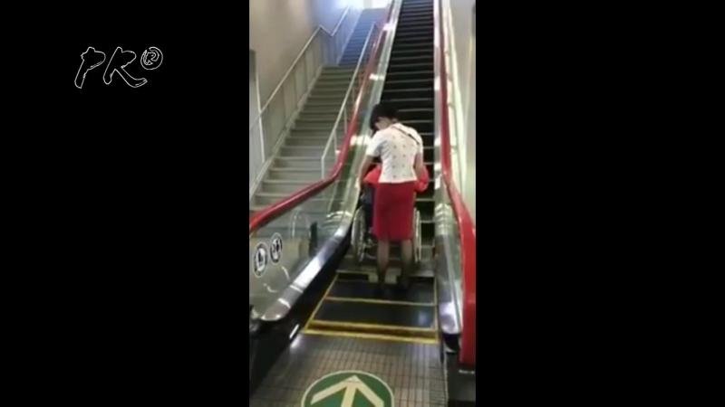 Японцы об инвалидах заботятся иначе