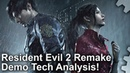 Resident Evil 2 Remake Demo Xbox X PS4 Pro PC All Versions Tested