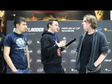 Interview with EG.Zai and EG.Arteezy