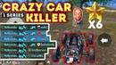Pubg Mobile - CRAZY CAR KILLER (1 series)