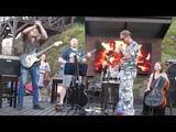 Рок-группа ГЕРАЛЬДИКА. Представление команды. 28.07.18.Выборг