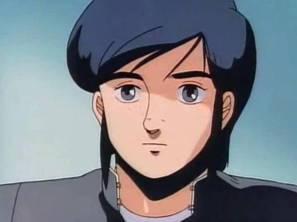 Guyver 1989 OVA, E03 [RUS, озв. С. Кузнецова]