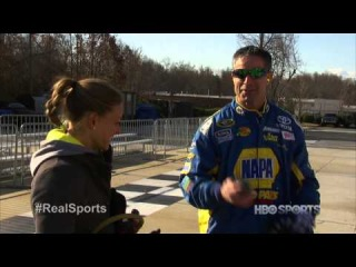 CrossFit Athlete Christmas Abbotts Daily Mantra: Real Sports with Bryant Gumbel (HBO Sports)