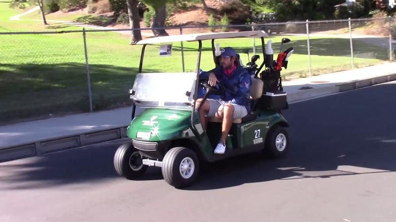 Justin Bieber's Golf Swing; Watch!