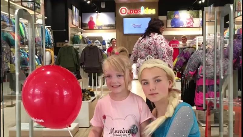 Открытие магазина OLDOS в Мытищах
