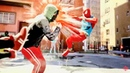 Spider-Man PS4 Combat Trailer (SCARLET SPIDER SUIT REVEALED)