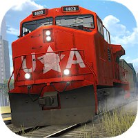 Install  Train Simulator PRO 2018 [MOD]