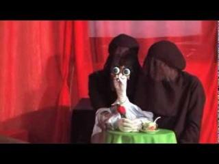 Волоколамск кукольный театр КАЛЕЙДОСКОП концертный номер ОЖИДАНИЕ