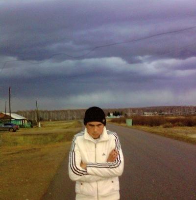 Александр Трофимов, 16 ноября 1996, Ирбейское, id178171146