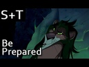 The Lion King Be Prepared Hebrew Subs Translation