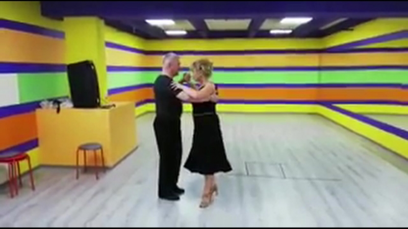 Аргентинское танго 1 Dance Life Чертановская Южная