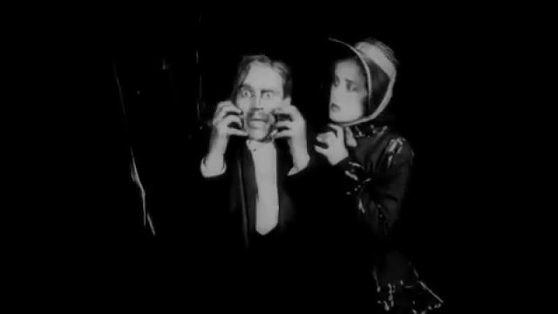 De la mañana a la medianoche - Karl Heinz Martin (1920).