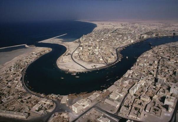 История современного Дубай