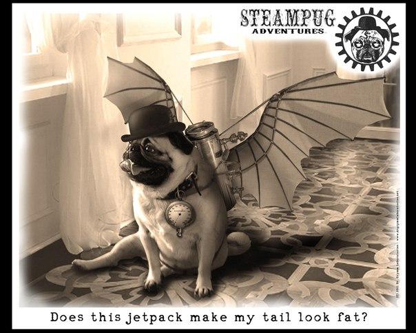 Steampug Adventures by Doctor Grymm (Фото 9)