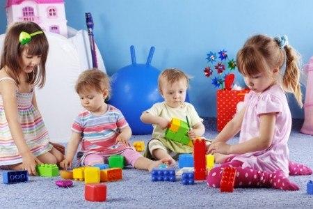 Более 6 тысяч мест появятся в детсадах донской столицы до 2015 года