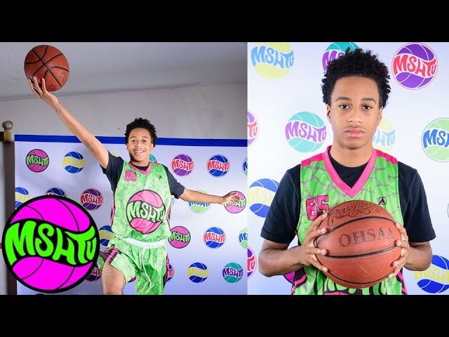Justin Galea SMOOTH JERSEY GUARD MSHTV Camp Mixtape GuardMonth