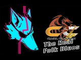The Real Folk Blues - Yoko Kanno/The Seatbelts | Carl Catron & Super Eyepatch Wolf Cover