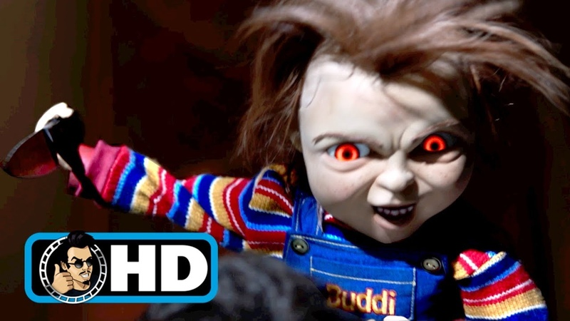 CHILD'S PLAY All Clips Trailers B Roll 2019 Mark Hamill as Chucky
