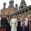 Рождественский концерт ансамбля и студии древнер