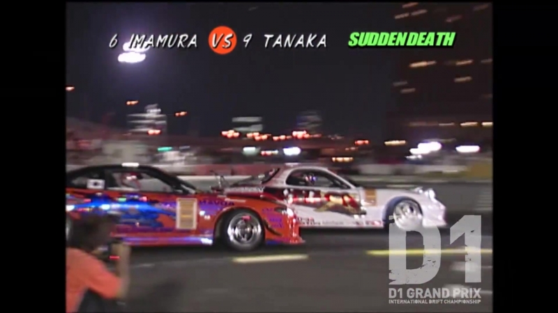 D1GP 2004 Rd.5 at Odaiba 2.