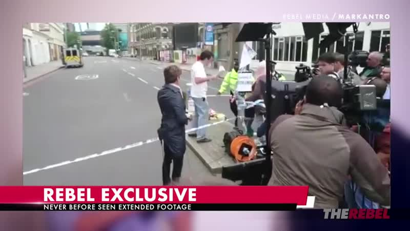 The Gov cnn stage fake event part 1