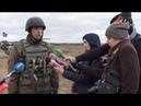 Стрельба из гранатометов и БТРов в академии Нацгвардии Украины начались учения 04 10 2018