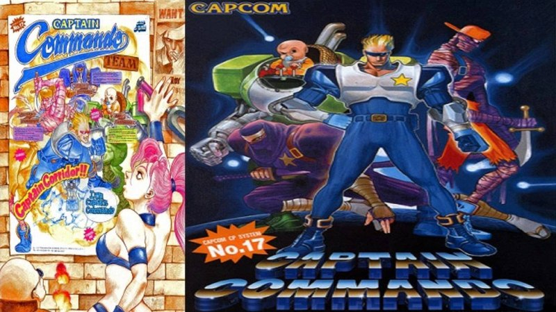 Let's Listen: Captain Commando - Stage 8 Boss, Doppel (Extended) » Freewka.com - Смотреть онлайн в хорощем качестве