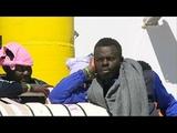 Италия - Мальта кто примет мигрантов