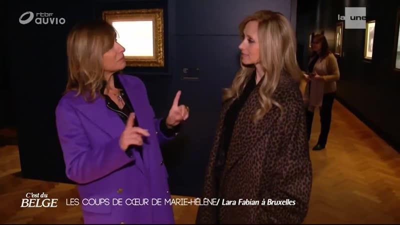 Lara Fabian Cest du Belge 15032019