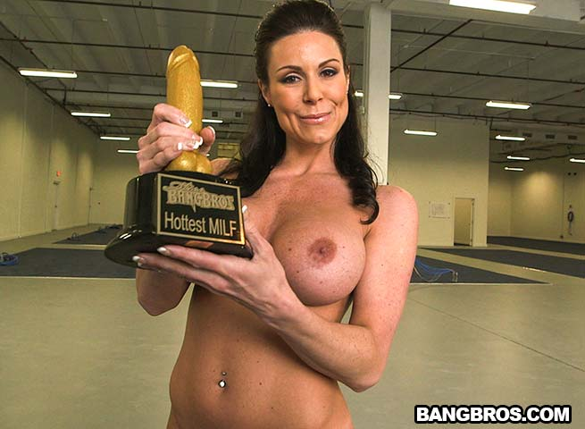 Voted BangBros Hottest Milf!