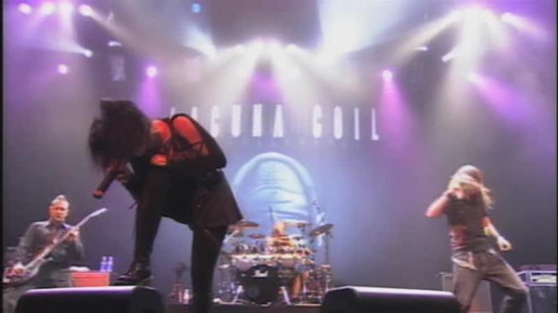 Lacuna Coil - Karmalive Live At Loudpark 2007 (Visual Karma (Body, Mind Soul) DVD)