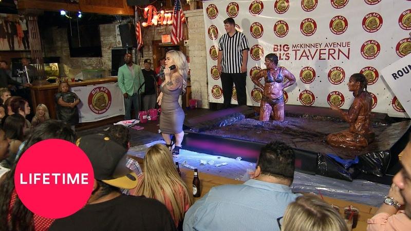 Little Women Dallas Who Will Pudding Wrestle Caylea Season 2 Episode 4 Lifetime