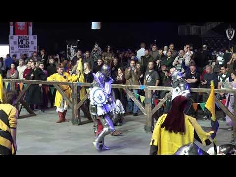 Dynamo Cup 2018 5vs5 В 8fight KS Ryserz vs Iron Dome