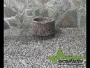 Мастеркласс Технология мытый бетон . Обучение с нуля для гостей из г. Уфа