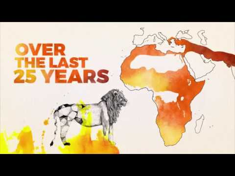 Lion Recovery Fund: Our Strategy to Save Lions - Narrated by Leonardo DiCaprio