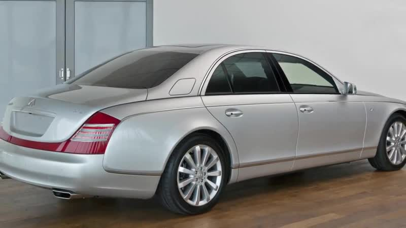 Maybach 57 S 6.0 V12 Automaat New with Registration