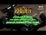 ARRMA RAIDER - 1/10th Electric 2WD BAJA BUGGY