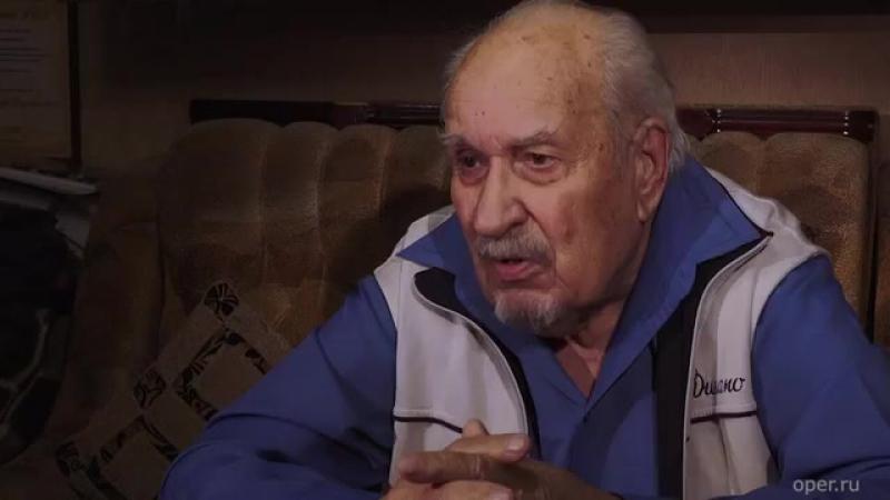 Разведопрос Александр Васильевич Пыльцын про штрафбат 1