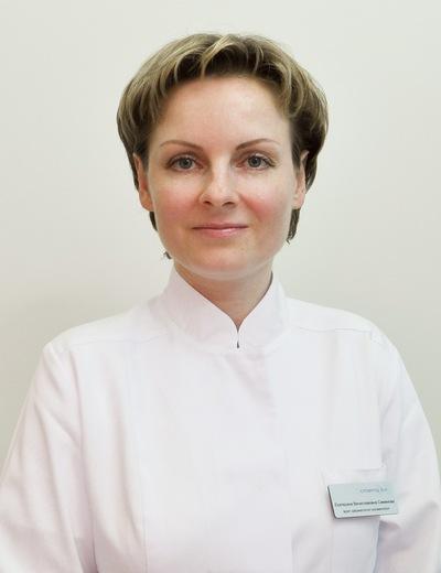 Екатерина Семёнова, 8 декабря 1992, Санкт-Петербург, id203850859
