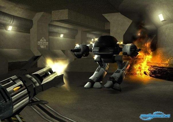 Скачать RoboCop для android