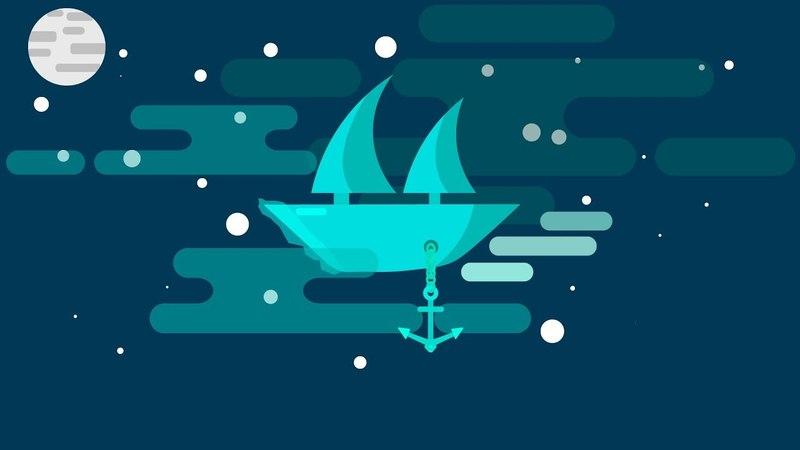 Speed Art Ship in sky - Спид арт корабля в небесах (Музыка в описании)