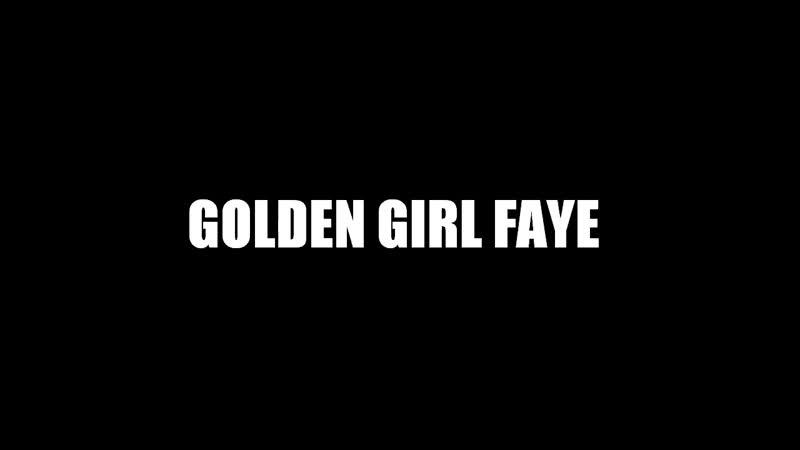 Faye piss in public